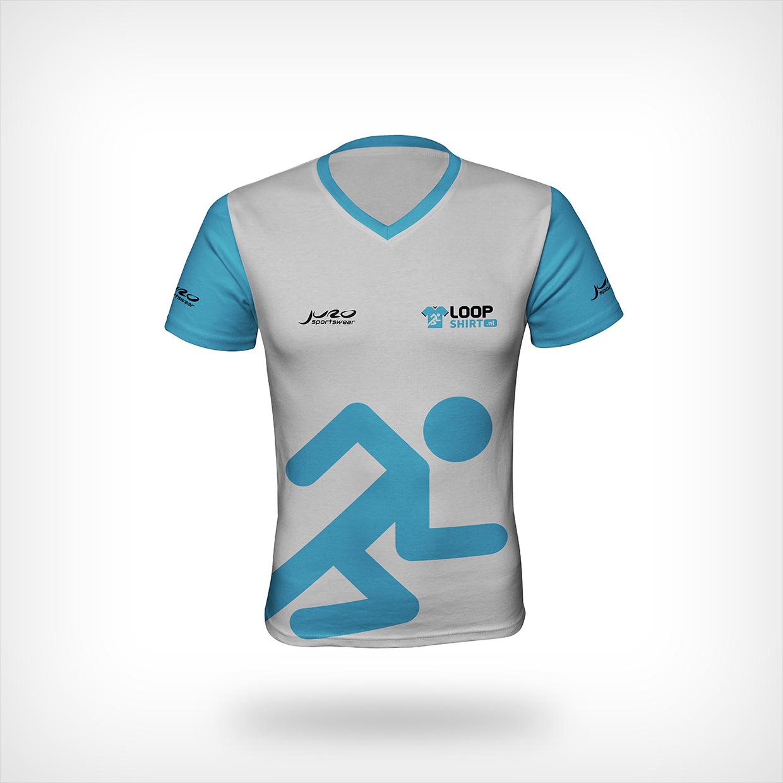 Shirt in eigen ontwerp