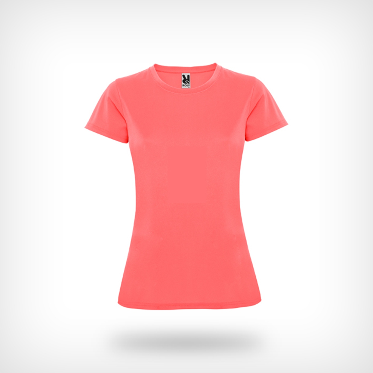 Roly Montecarlo dames t-shirt, RMC423