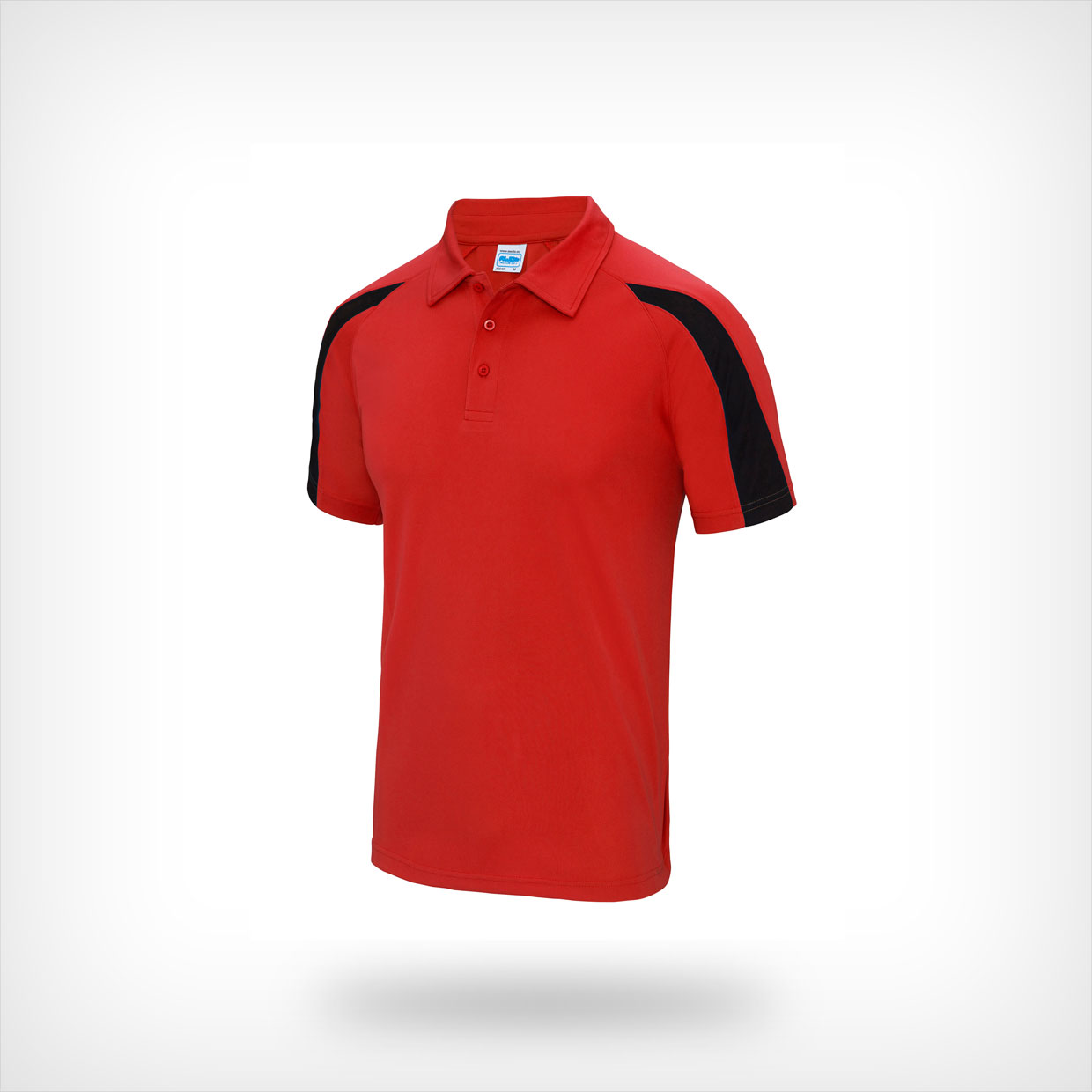 Just Cool heren polo, JC043
