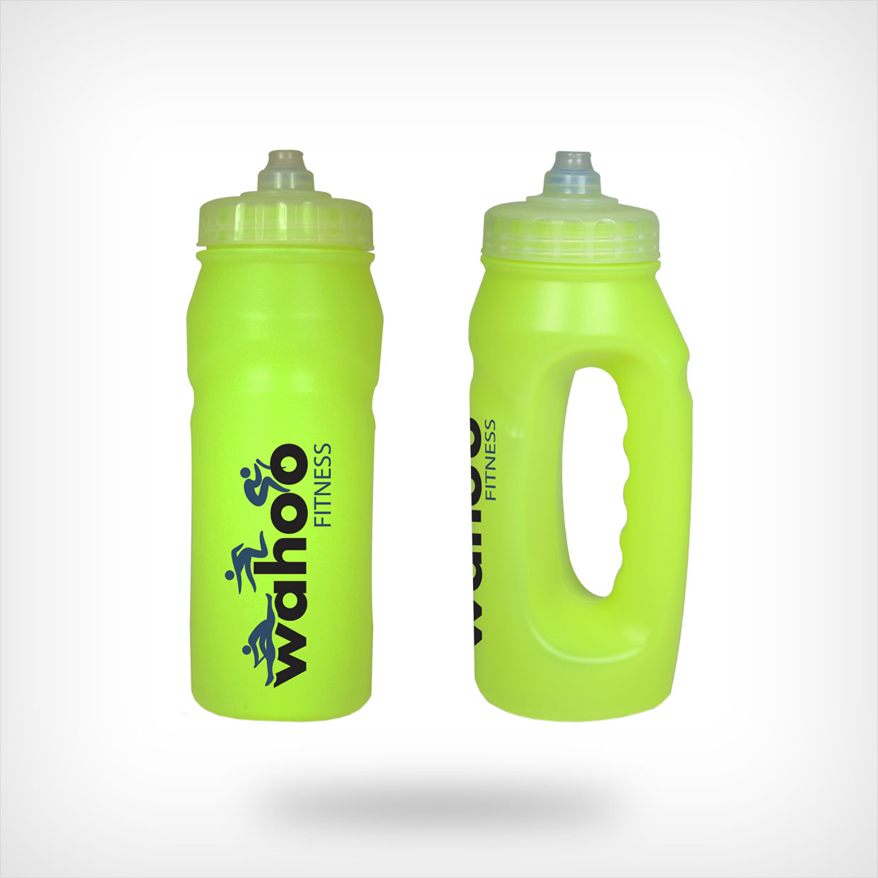 Glow in the dark bidon, 500 ML
