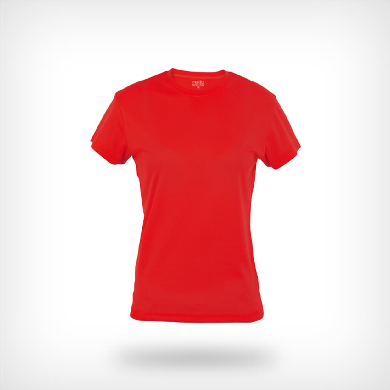 Makito Tecnic Plus dames t-shirt, 4186