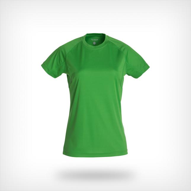 Clique Active dames t-shirt, 029339