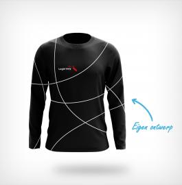 Juro Sportswear longsleeve eigen ontwerp