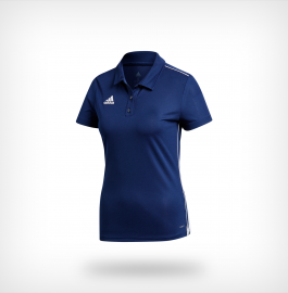 Adidas Core 18 dames polo, 83733