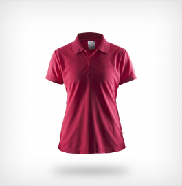 Craft Pique Classic dames polo, 192467